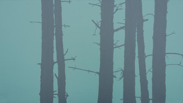 , 'Trees 23 June 16:22,' 2016, Galerie Sandhofer