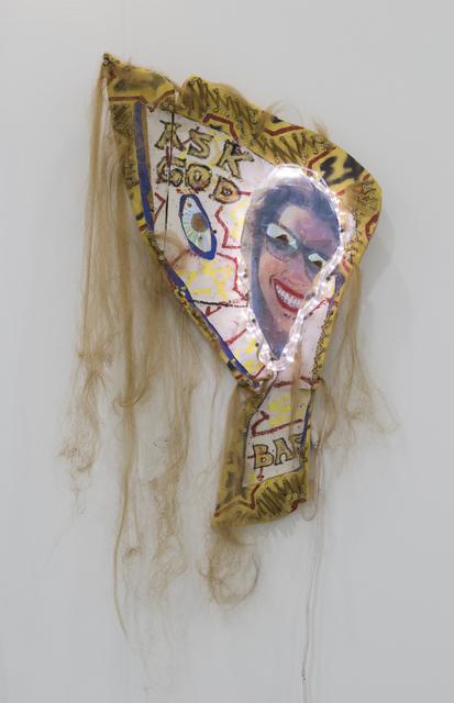 , 'E $,' 2016, Diane Rosenstein