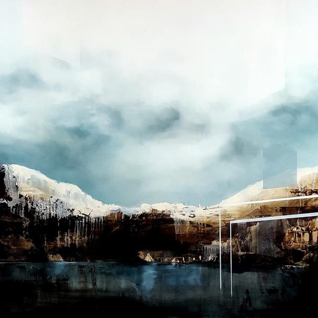 , 'Crystal Skies III,' , Artistics