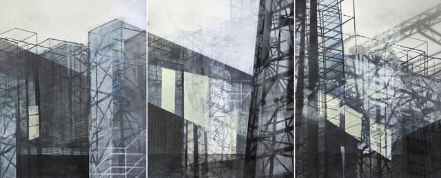 , 'Built Environment,' 2017, G. Gibson Gallery