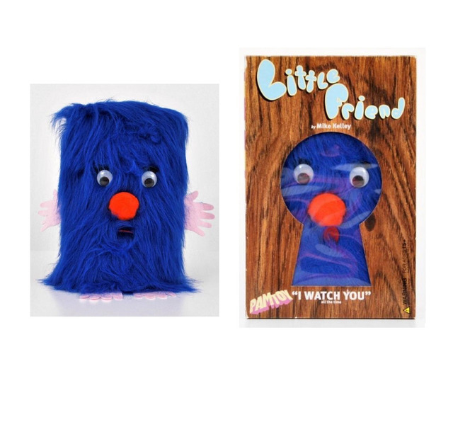 """Mike Kelley, '""""My Little Friend"""", 2007, Plush Toy, Edition, Sounds, with Original Packaging', 2007, VINCE fine arts/ephemera"""