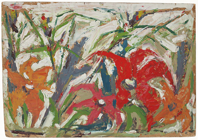 Roger Kemp, 'Untitled (Figures and Flowers)', 1935-1940, Charles Nodrum Gallery