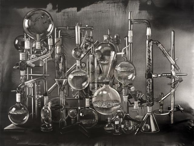 , 'Laboratory No.5,' 2017, rosenfeld porcini