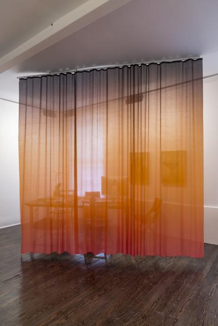 , 'La temperatura del aire ,' 2015, Galeria Nara Roesler