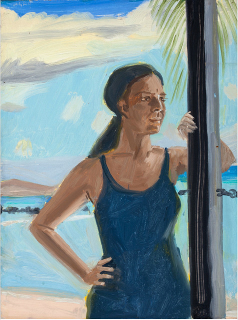 , 'Ada at Tortola,' 1975, William Shearburn Gallery