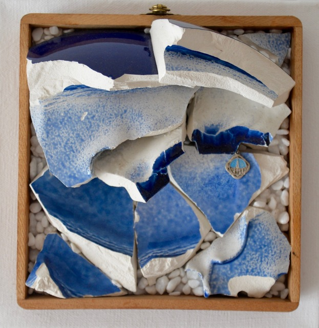 , 'Lost at Sea,' 2016, Carter Burden Gallery