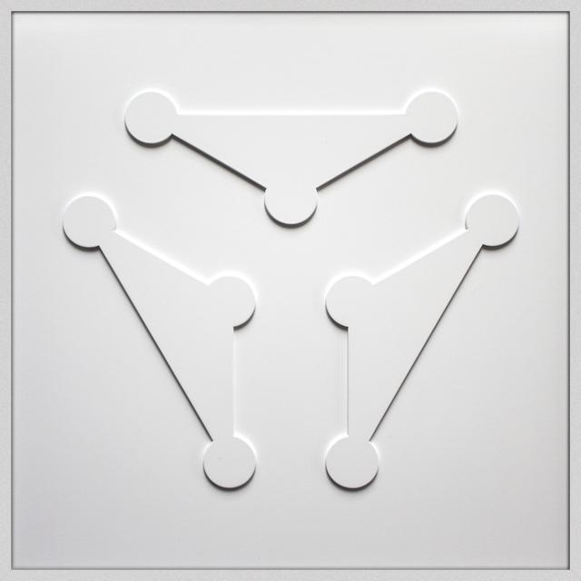 , 'Quartz Code 7,' 2012, Galeria Lume