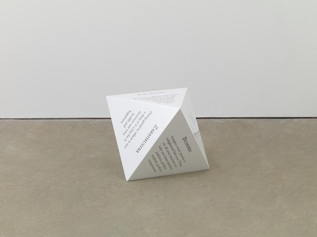 , 'Philosophical Casino VI,' 2012, Lisson Gallery