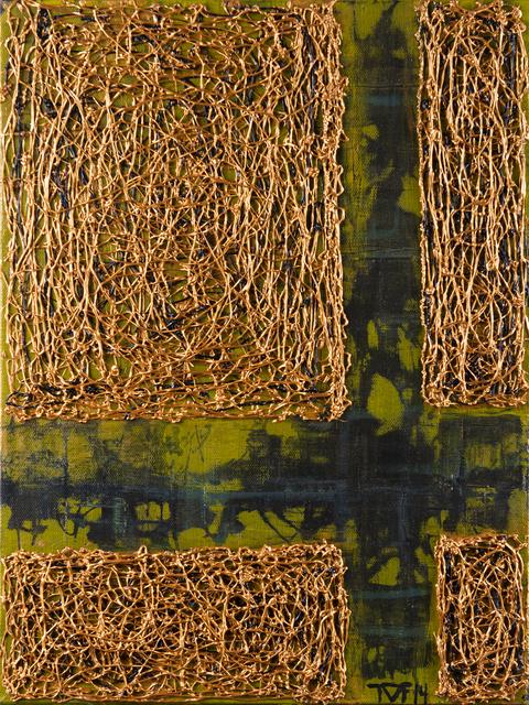 , 'Dharma,' 2016, Carter Burden Gallery