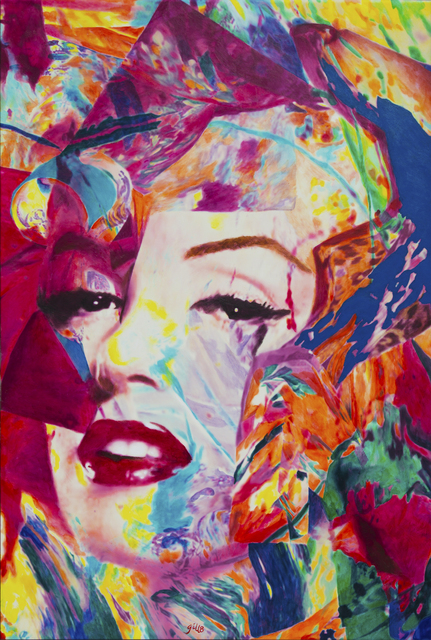 , 'Fuchsia Marilyn,' , Samuel Lynne Galleries