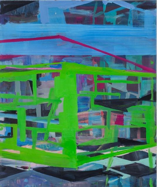 , 'Memory Wall,' 2016, Gallery Elena Shchukina