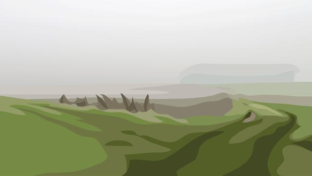 Julian Opie, 'Winter 13.', 2012, Alan Cristea Gallery