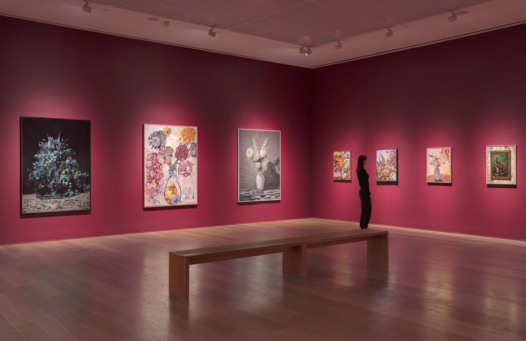 Installation view, 'Keith Tyson. Life Still,' Hauser & Wirth London, 2019 © Keith Tyson; Courtesy of the Foundation and Hauser & Wirth; Photo: Alex Delfanne