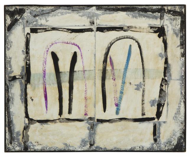 , 'Fūkei 4,' 1961, Erik Thomsen