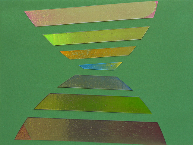 , 'Green Reflection ,' 2015, Peter Robertson Gallery
