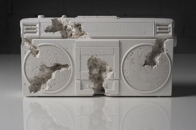 Daniel Arsham, 'Future Relic 08 (Radio)', 2017, Lougher Contemporary