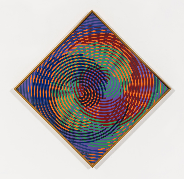 , 'Concentric Circle 1,' 1976, Gallery Hyundai