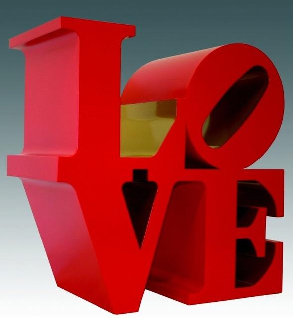 , 'LOVE,' 1966-1999, Galleria d'Arte Maggiore G.A.M.