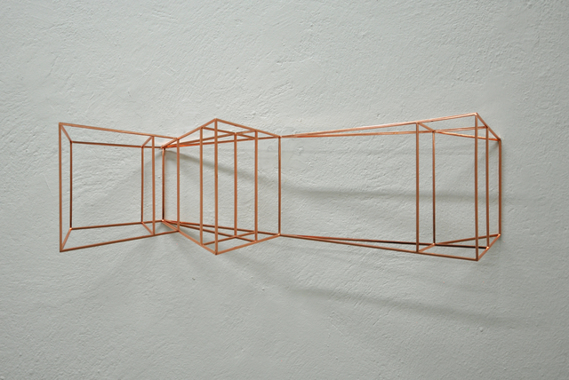, 'Wing #1 (copper),' 2017, The Flat - Massimo Carasi