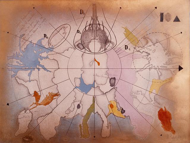 , 'Polo sur. Serie Dibujos Rorschach,' 1983, Document Art