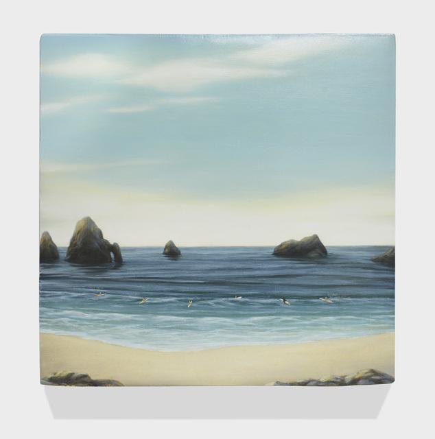 , 'SURFERS ON STILL WATER 7,' 2016, Greg Kucera Gallery