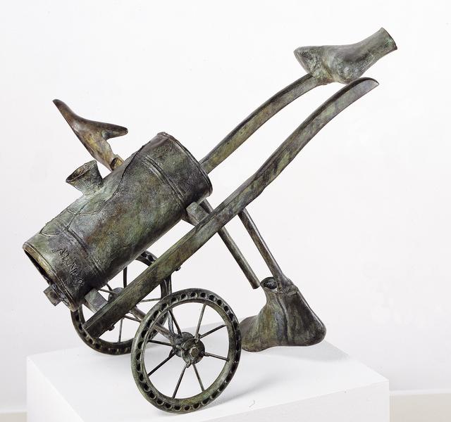 Joan Miró, 'Personnage et oiseaux', 1972, Galerie Lelong & Co.