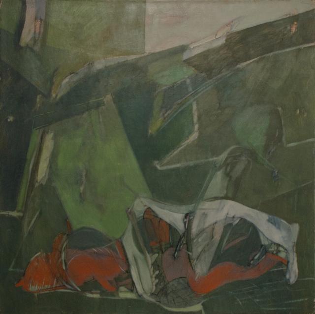 , 'Atelier,' 1985, Gara Perun Gallery