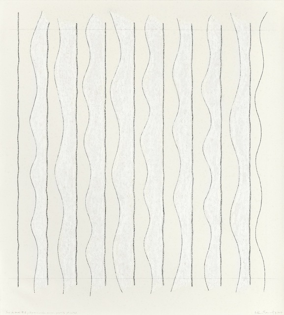 Edda Renouf, 'Sons de mai #2', 2007, Anne Mosseri-Marlio Galerie