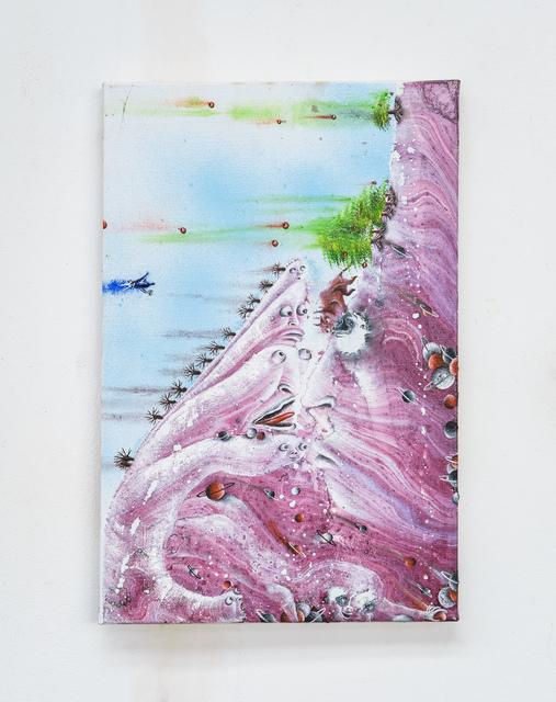 , 'Une pensée à chaque doigt ,' 2014, Galerie Laurent Godin