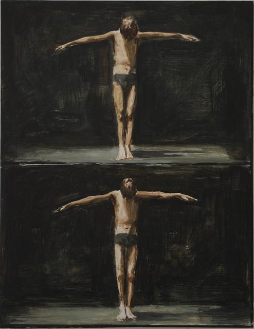 , 'Double jester,' 2014, Jeanine Hofland