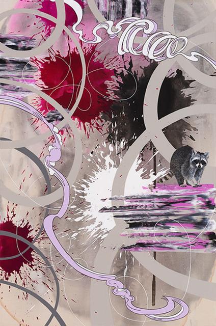 , 'Raccoon,' , Catharine Clark Gallery