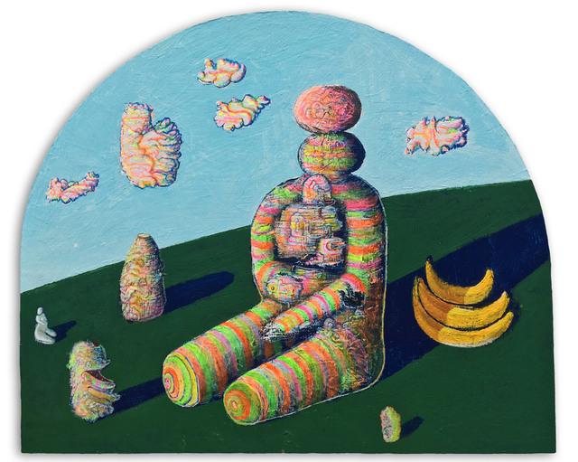 Andrew Abbott, 'Wooly Sunrise', 2019, Robert Fontaine Gallery