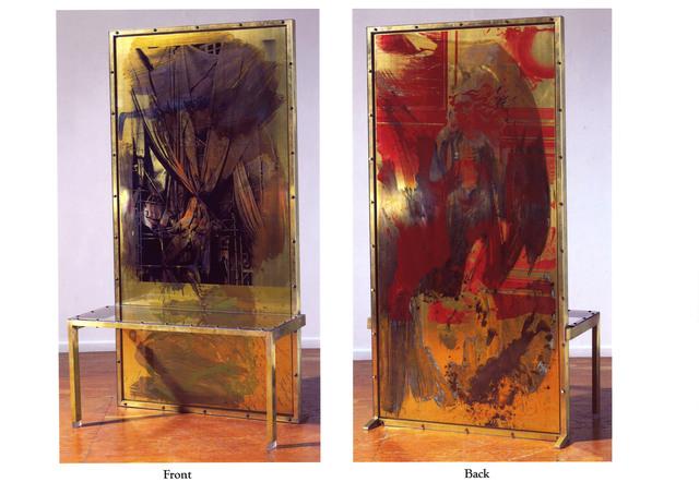 Robert Rauschenberg, 'Borealis Shares II', 1990, Collectors Contemporary