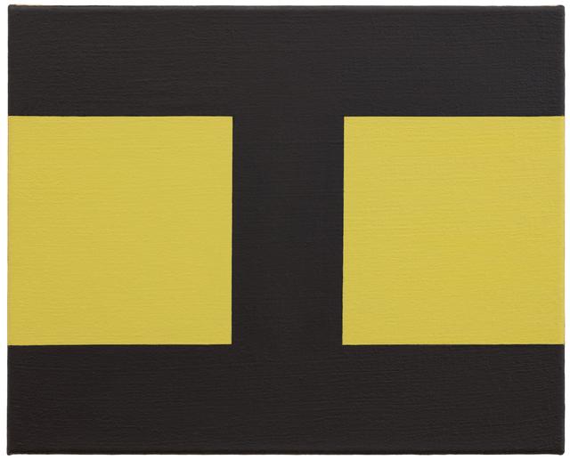 , 'Basics on Composition A,' 2019, Galerie nächst St. Stephan Rosemarie Schwarzwälder