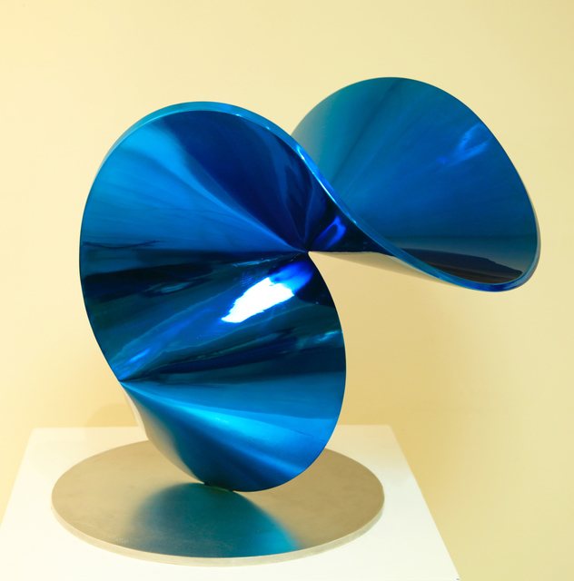 , 'Point-Blue Bird,' 2008, Donghwa Ode Gallery