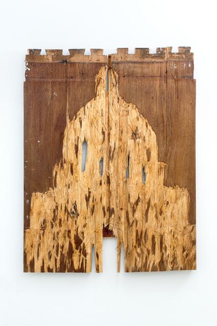 Nestor Engelke, 'WOODEN DESIGN: TOWER 2', Anna Nova Gallery