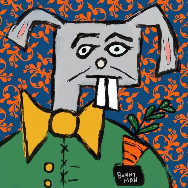 Yonko Kuchera, 'Bunny Man', 2018, Kuchera Collection