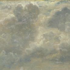 John Constable, 'Cloud Study', 1822, Yale Center for British Art