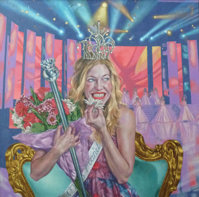 , 'Laughing While Reigning,' 2014, Reuben Colley Fine Art