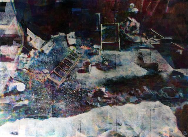 , 'Enseres,' 2019, Galería Casa Lamm