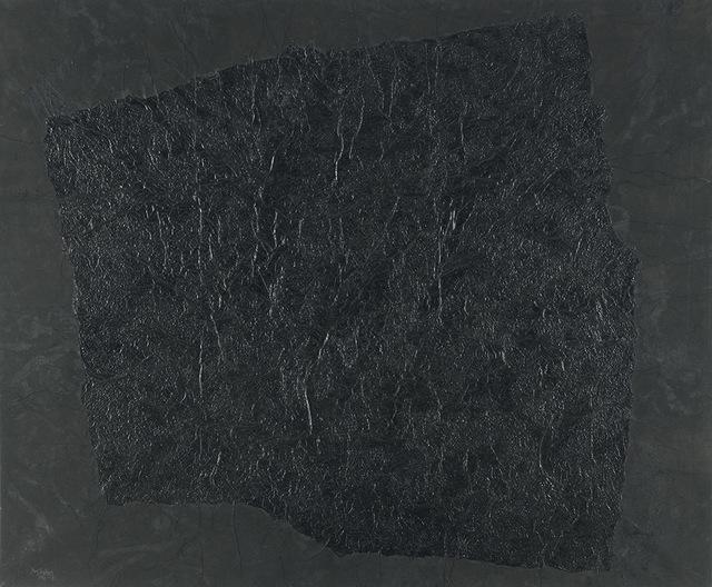 , '100 Layers of Ink II 大方二 (千層墨-白),' 1995-1997, Alisan Fine Arts