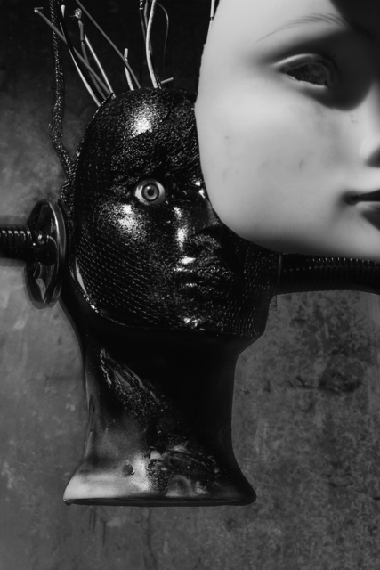 , 'Human Interest,' 2017, Dab Art