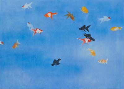 Tomoyuki Kambe, 'Bearing the Future', 2015, Gallery Hirota Fine Art