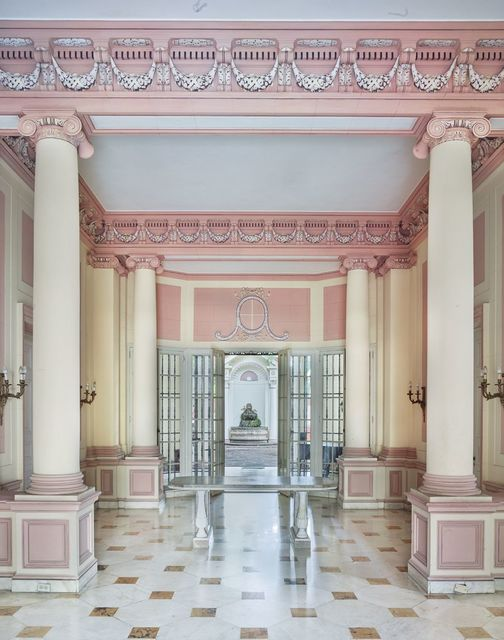 , 'Pink Room, Havana, Cuba,' 2014, Galerie de Bellefeuille