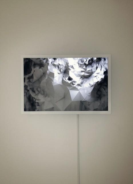 , 'Tesselate 67P,' 2015, Muriel Guépin Gallery