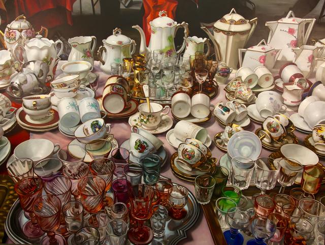 , 'Keramikos,' 2017, Woodward Gallery