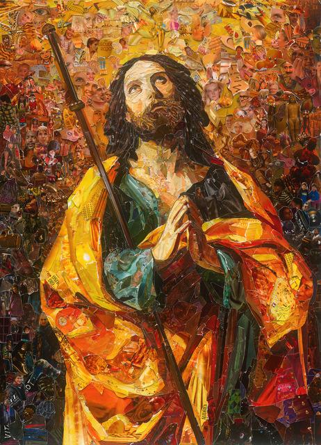 , 'Repro: Saint James, The Greater, after Guido Reni,,' 2018, Galeria Nara Roesler