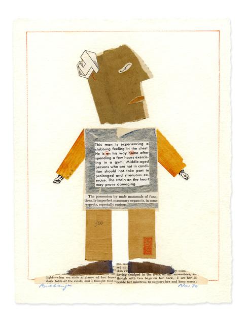 , 'November 30,' , Marie Baldwin Gallery