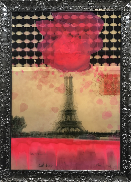 , 'He Said: I am bored in Paris.,' , Chicago Art Source