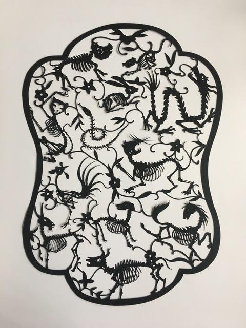 , '12 Zodiacs,' 2015, SinArts Gallery